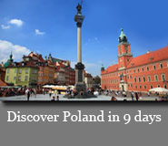 Discover Poland in 9 days