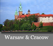 Warsaw & Cracow