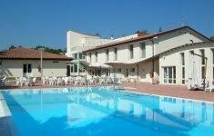 Pensjonat Girasoli w Lucignano, Toskania