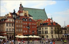 Warsaw, The  Old Town - fot.: M. i E. Wojciechowscy, http://tripsoverpoland.eu