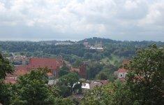 Wilno - widok z Góry Giedymina